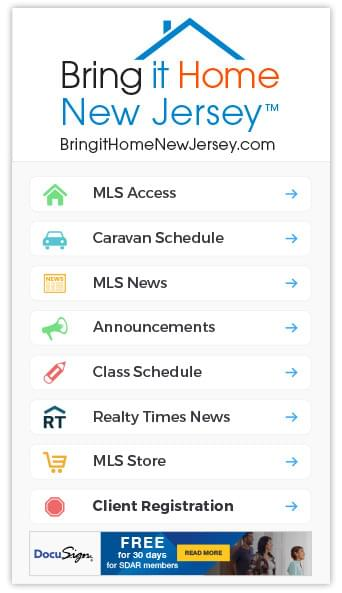 Bring it Home Mobile App